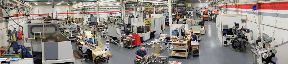 Pleasant Precision is a full-service manufacturer providing prototyping, production tooling, molded product and assembly.