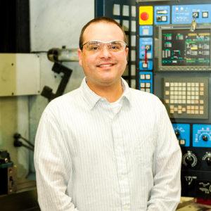 Chad Bristoll, Pleasant Precision Inc.