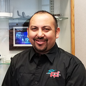 Phil Guajardo, Pleasant Precision Inc.