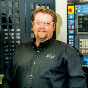 Ron Justice, Pleasant Precision Inc.