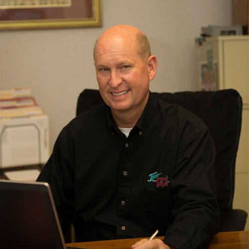 Ken Jenkins, President Pleasant Precision Inc.